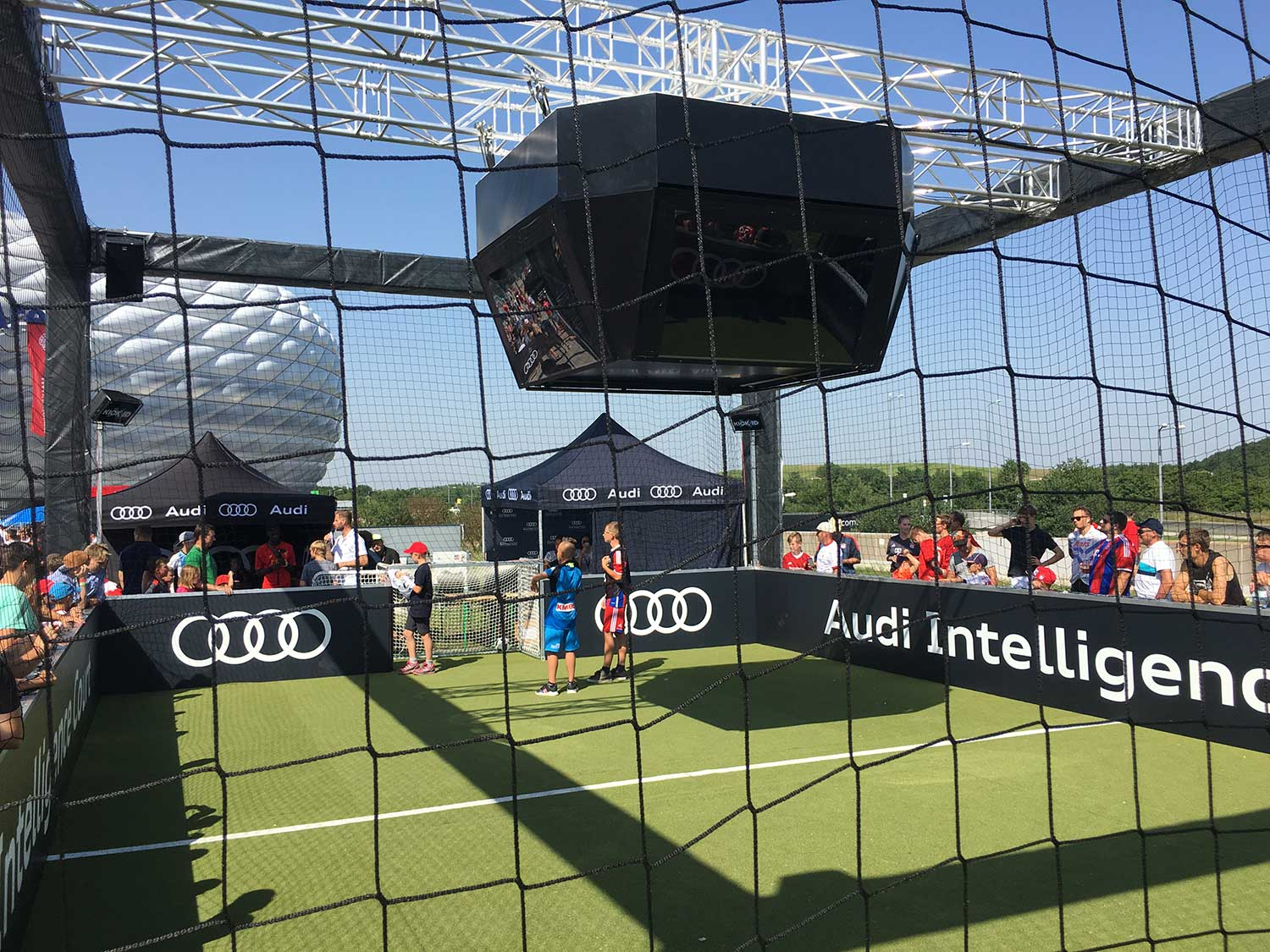 Audi Intelligence Court