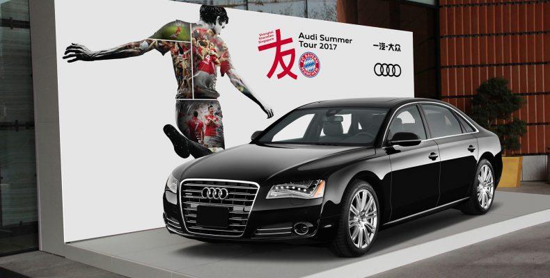 Audi Summer Tour
